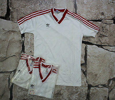 _ Adidas _ New Vintage Football Shirt _ Jersey_ Sizes M & L  _ Made West Germany