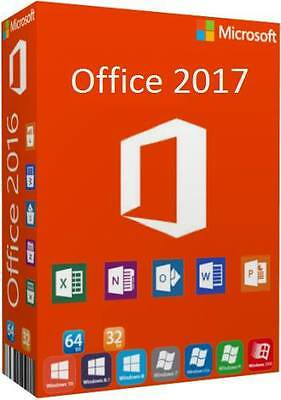 Open OFFICE 2017 PRO Edition Word Processor Compatible With Micr