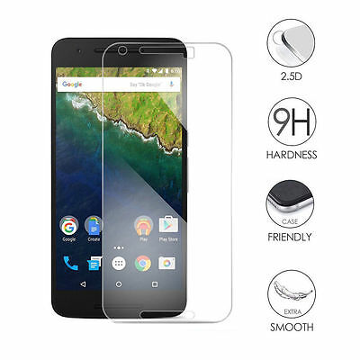 Premium Tempered Glass Screen Protector for Google Huawei Nexus 6P ( 2 Packs)