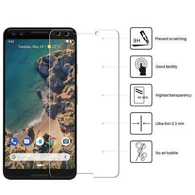 (2 Packs) Premium Tempered Glass Screen Protector for Google Pixel 3
