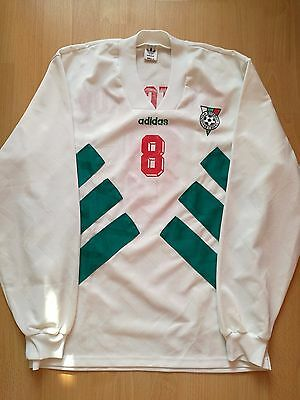 Stoitchkov Bulgaria Vintage Football Jersey 1994 World Cup Rare Old 90s Shirt