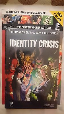 DC Graphic Novel Collection Justice League Identity Crisis Hardcover Buch