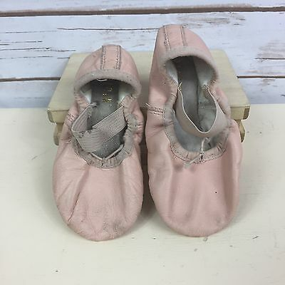 Bloch Toddler Pink Ballet Shoes size 8.5D /9D Toddler/child