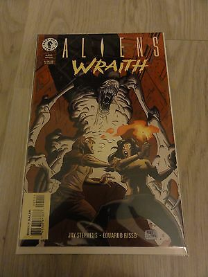 Aliens wraith (One Shot) Dark Horse Comics