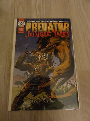 Predator Jungle Tales (One Shot) Dark Horse Comics