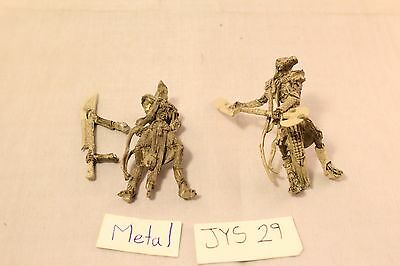 Warhammer Tomb Kings Ushabti with Great Weapons