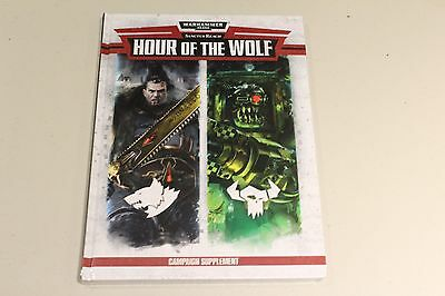 Warhammer The Hour of the Wolf Codex