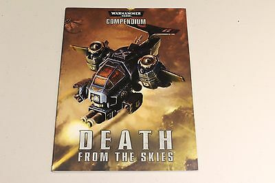 Warhammer Death from the Skies Softcover Codex