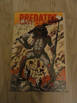 Predator Big Game TPB tradepaperback Dark Horse Comics