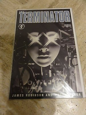 The Terminator  One Shot Dark Horse Comics