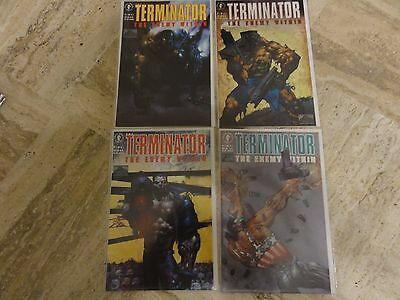 The Terminator The enemy within  #1-4 Dark Horse Comics