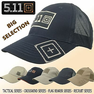 5.11 Flag Bearer,Crosswind,Tactical,Uniform Adult Adjustable Baseball Caps
