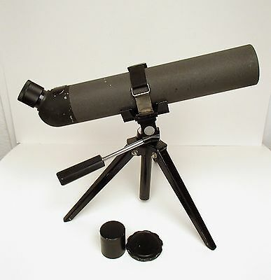 Rare Vintage Japanese 40x50 mm Spotting Scope/Telescope with a Tripod
