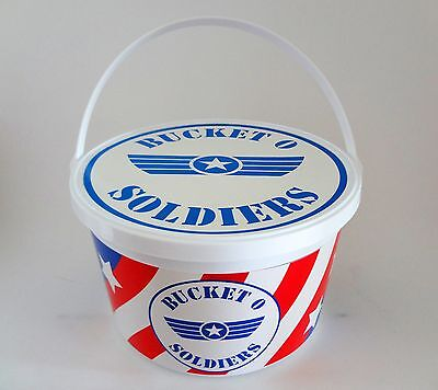Disney Pixar Toy Story Collection Bucket O Soldiers DisneyTheme Park Exclusive