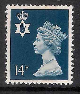 Northern Ireland 1988 NI39 14p litho centre band Regional Machin MNH