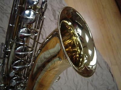 "Beautiful Conn ""Super"" Pan American Tenor Sax / Serial # 101100  (1950 )"