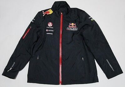 Red Bull Racing Australia Women's Team Jacket Size 18 Near New