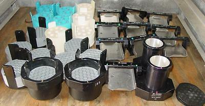 Jouan M4 buckets trays inserts Microplate Carriers 11174168 11175372