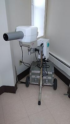 MDEC Mobile Dental Unit with X-Ray