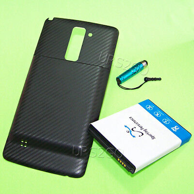 Sporting 10900mAh Extended A+ Battery Back Cover Stylus For LG Stylo 2 Plus K550