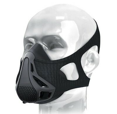 Fitness Altitude Mask - Workout | Boxing | Crossfit | Cardio