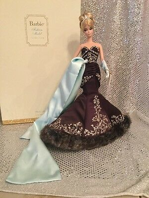 Stolen Magic Silkstone Fashion Model Barbie Doll Gold Label G8072 2005