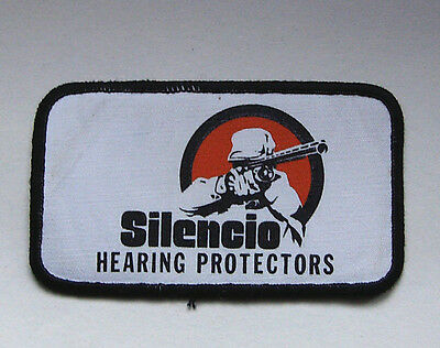 Silencio Hearing Protectors Patch - Hunting