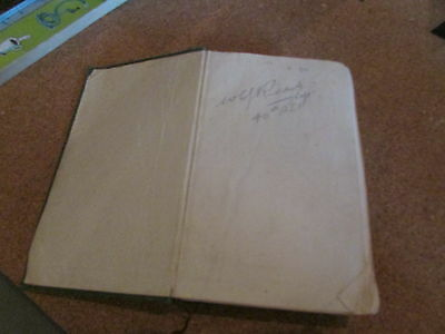 WW1 Sodiers Reading Book Named Soldier 40th BN AIF