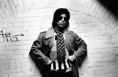 Prince Rogers Nelson - vintage photo 3 - quality glossy A4 print