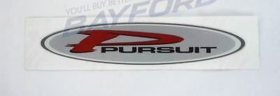 Badge Genuine Ford Au Xr Pursuit Ute Side Skirt Decal Set Of 2