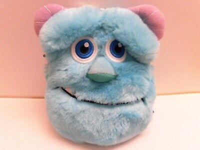 Tokyo Disney Resort Limited Pass case Monsters Inc Sulley reel with a neck strap
