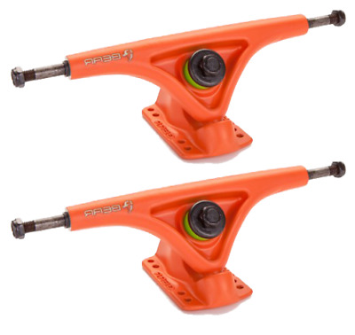Bear Grizzly Longboard Trucks 181Mm - Matte Orange