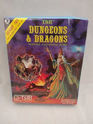 TSR Dungeons & Dragons Mini Expert Box Set ***IN SHRINK*** - Gygax