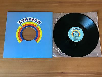 """G.q. - You Are The One For Me : Ex Usa Soul / Funk Vinyl 12"""" Single - Sta 301"""