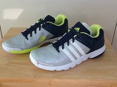 adidas Mens Quickforce 5.2 Badminton shoes