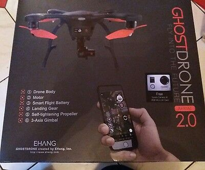 EHANG EHang Ghost Drone 2.0 With FREE EHang Battery