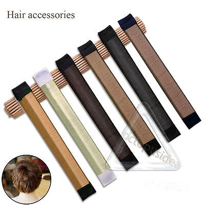 Fashion Women Twist Hair Bun Maker Donut Styling Braid Holder Quick & Fast Pin