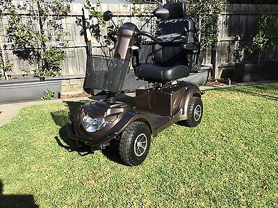 Freedom Hurricane Mobility Scooter (RRP $4850 + $600 Accessories)