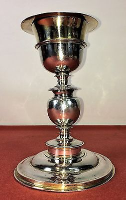 Chalice And Patena. Silver Chiseled. Turned. Insausti. Gipuzcoa. Spain. Xvi-Xvii
