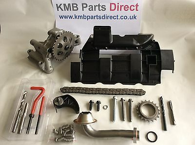 Audi / VW 2.0 TFSI / FSI Oil pump balance shaft delete kit, inc fitting instruct