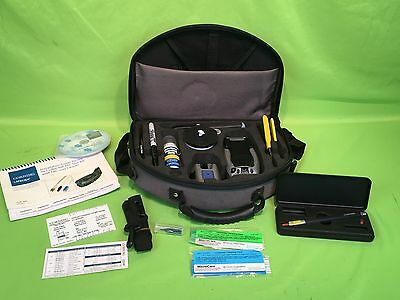 Corning TKT-Unicam-PFC LanScape Fiber Optic Pretium Tool Kit TL-UCP w/ FBC-007