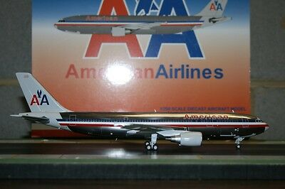 JC Wings 1:200 American Airlines Airbus A300-600 N14056 (XX2344) Model Air-Plane
