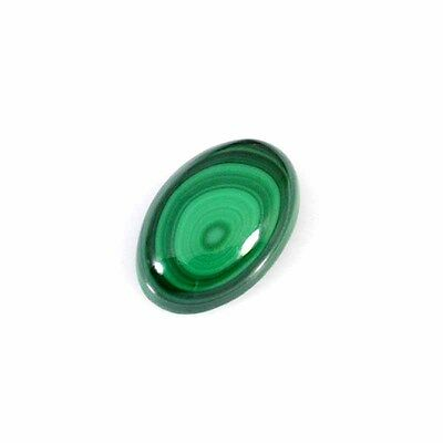 31.86Cts VERY Preety !NATURAL MALACHITE OVAL CABOCHON LOOSE GEMSTONES 53-64