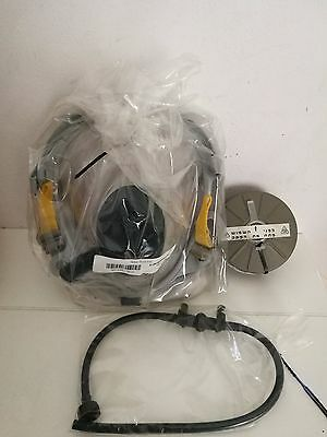 Israeli Gas Mask  NBC Protective Hood - Military Issued + -NEW SEALED PACKAGE