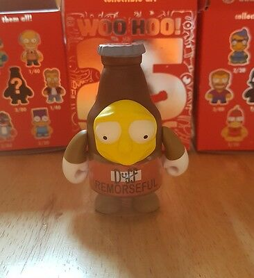 The Simpsons Kidrobot 25th Anniversary: Duff Remorseful