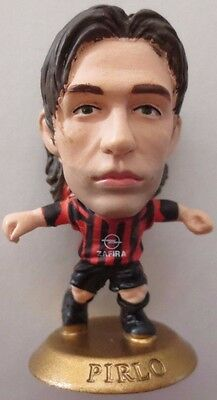 Andrea Pirlo 2006 AC Milan Football Corinthian Figure Gold Base MC8049, Italy FA