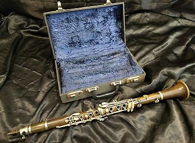 vintage clarinet couesnon