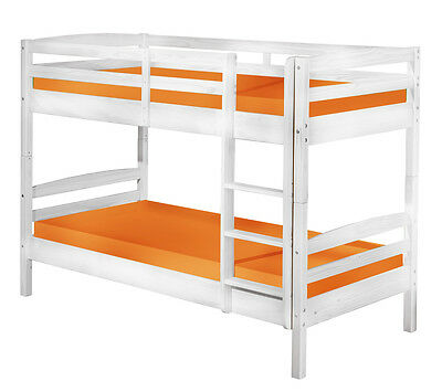 Rick 90X190  Bunk Bed With Possibility Of Transformation In 2 Single Beds