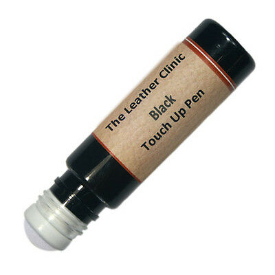 LAND ROVER Black (PVA, PVJ, PUY) Leather Touch Up Scratch Repair Pen