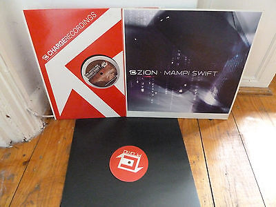 3 Mampi Swift Records Bundle. Drum n' Bass / Jungle. SMOKE. Charge Recordings